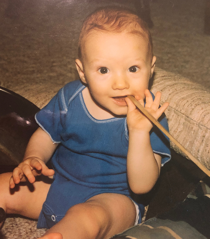 Donor 5788 baby photo