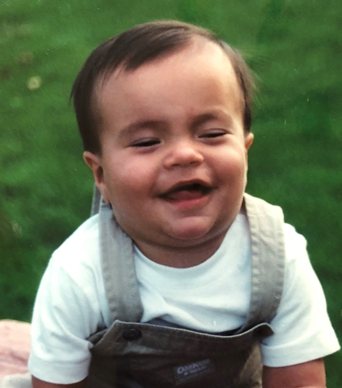 Donor 6152 baby photo