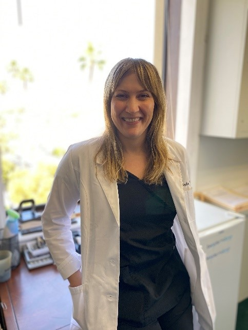 Kate Wisda, PRS Nurse Practitioner