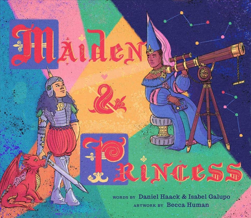 Maiden & Princess – A Book Review