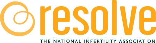 Resolve the national infertility association logo